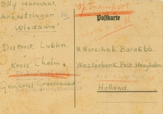 Elly Herschel adres