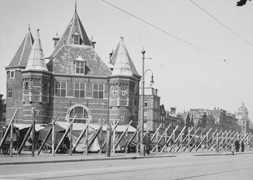 Joodse wijk Nieuwmarkt 96987