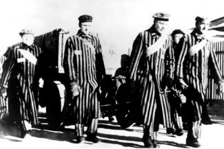 Sachsenhausen 1940 6514 Yad Vashem