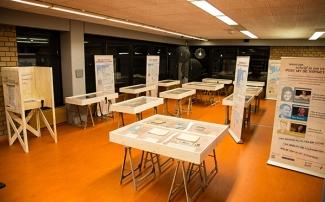 Tentoonstelling foto JT Vlaskamp