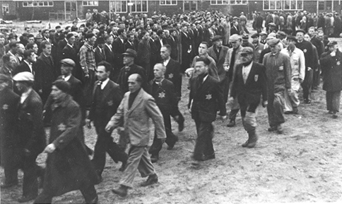 Westerbork appel Yad Vashem 42004