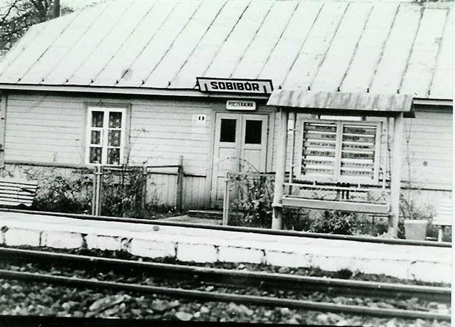 station Sobibor