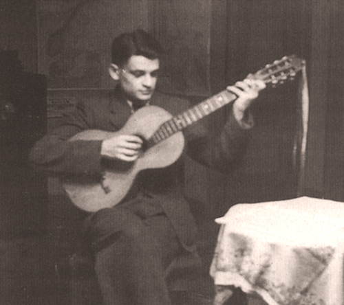 Jules gitaar