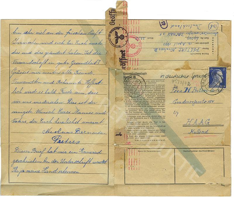 Nico 19440702 Dachau buiten