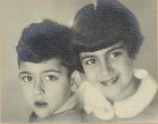 Portretfoto Ernst en Wanda