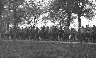 dodenmars naar Mauthausen 103113 Yad Vashem