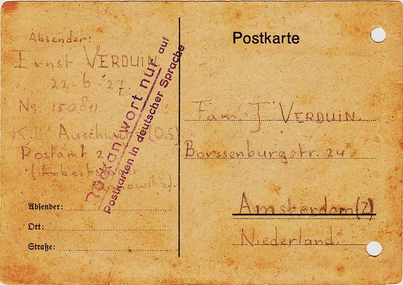 kaart Ernst C4B46301
