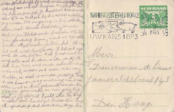 07061943 kaart Rie Hakker