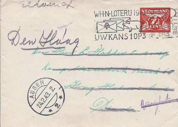 Env naar Wbork voor 14021943